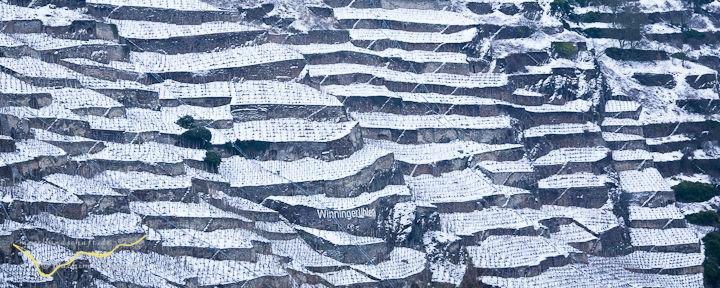 Terrassenmosel und Reisterrassen
